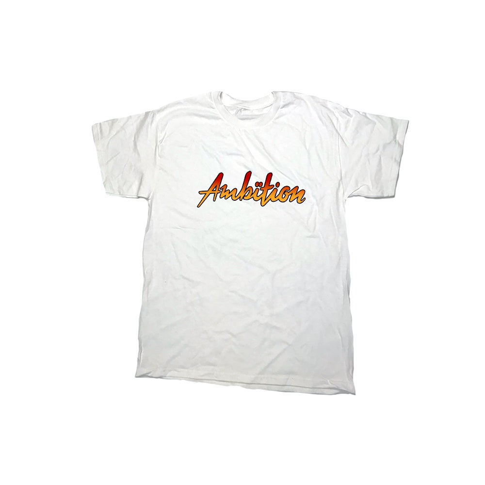 Image of Sunburst tee (wht)
