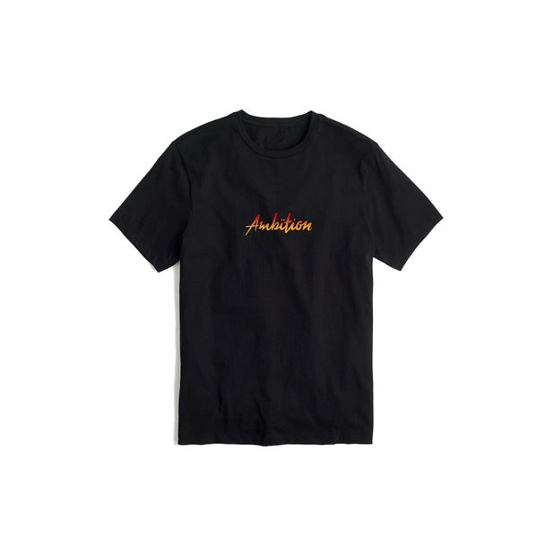 Image of Sunburst tee (blk)