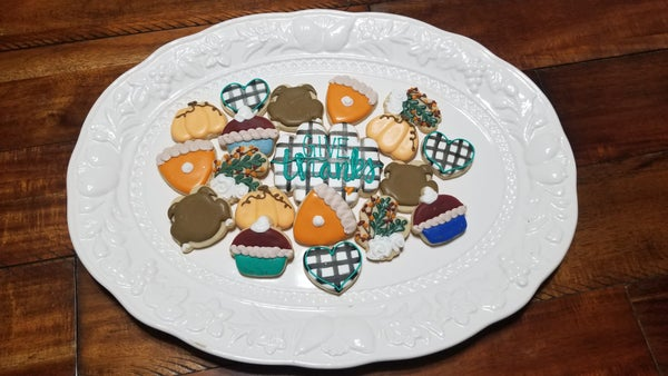 Image of Thanksgiving Party Platter