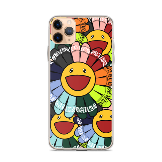 Image of DALLAS FLOWER IPHONE CASE