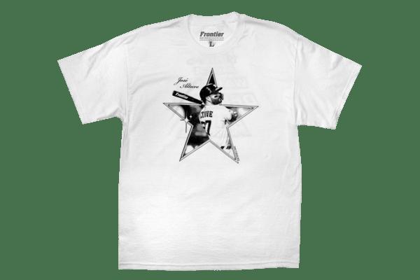 Image of Altuve T-Shirt White
