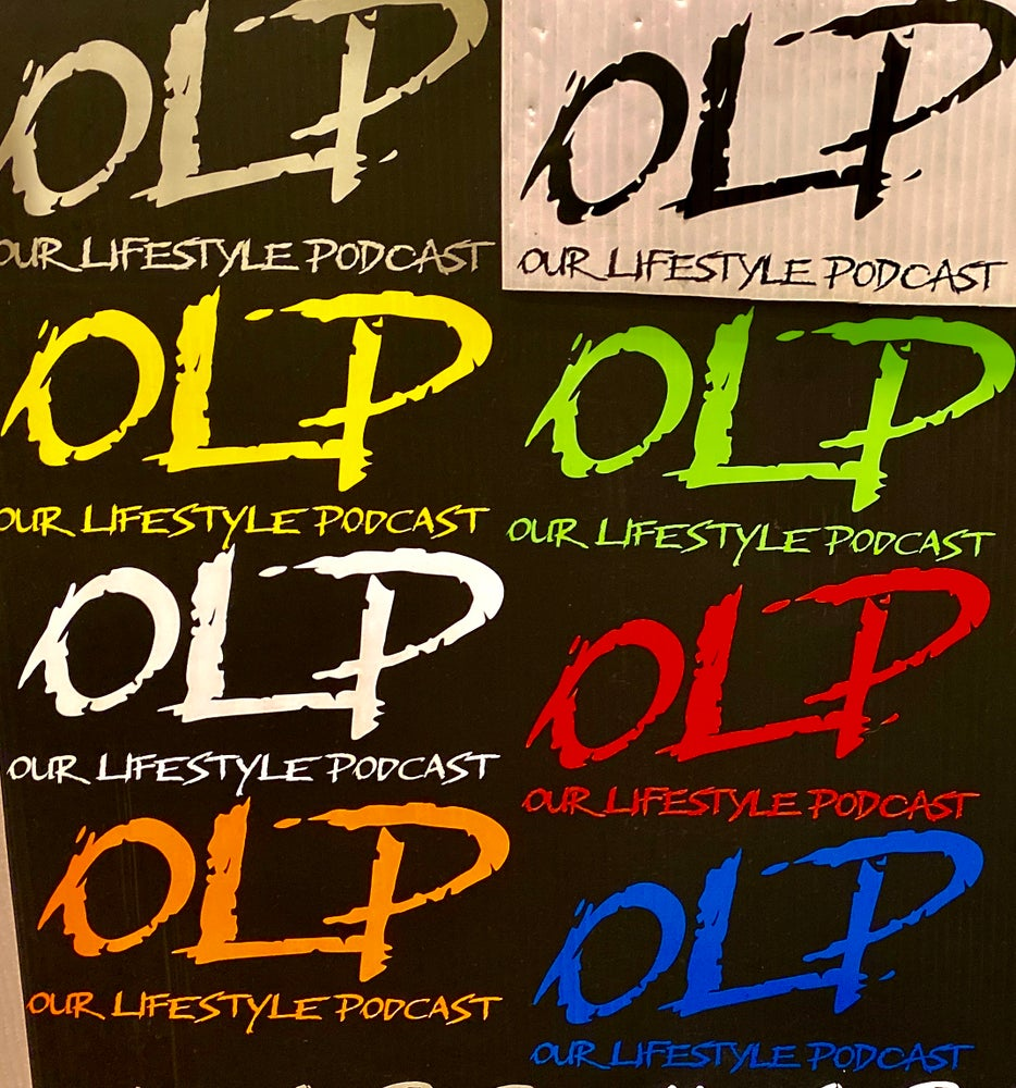 Image of Classic OLP 2.0 Decal - Select Color