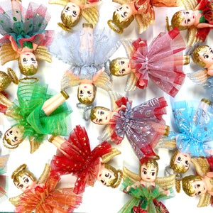 Image of Christmas Kewpie Angels