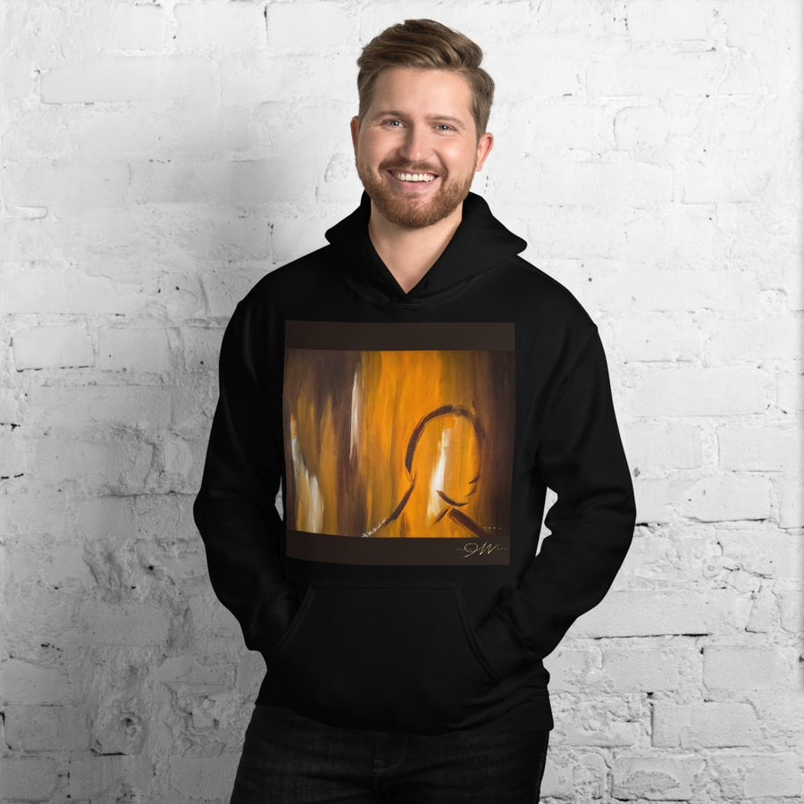 "Image of ""His Thoughts..."" Hoodie"