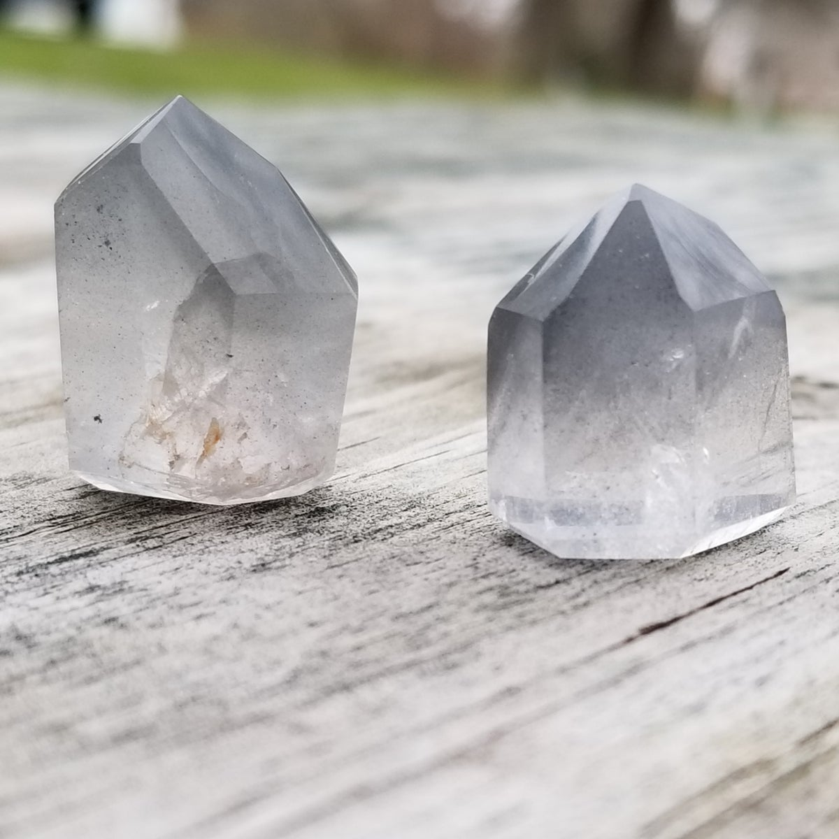 Image of Gray Lithium Phantom Quartz Mini Towers