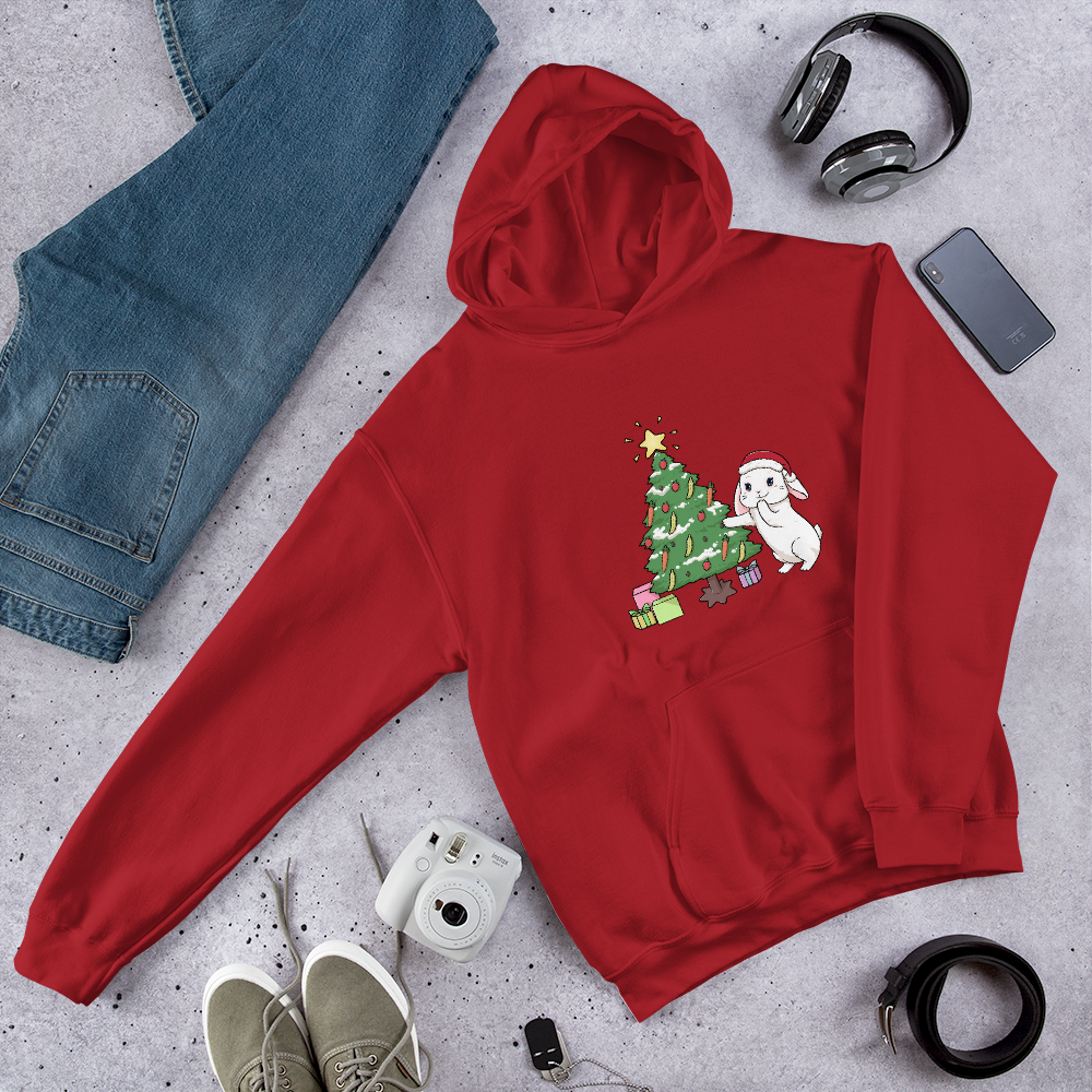 Image of Blanco 'Christmas' Hoodie (no text) - Limited Holiday Edition