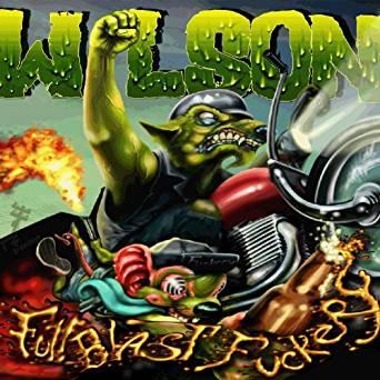 Image of Full Blast Fuckery CD