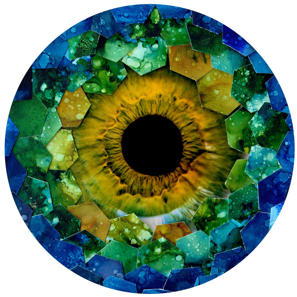 Image of Eye of the Beholder limited edition print