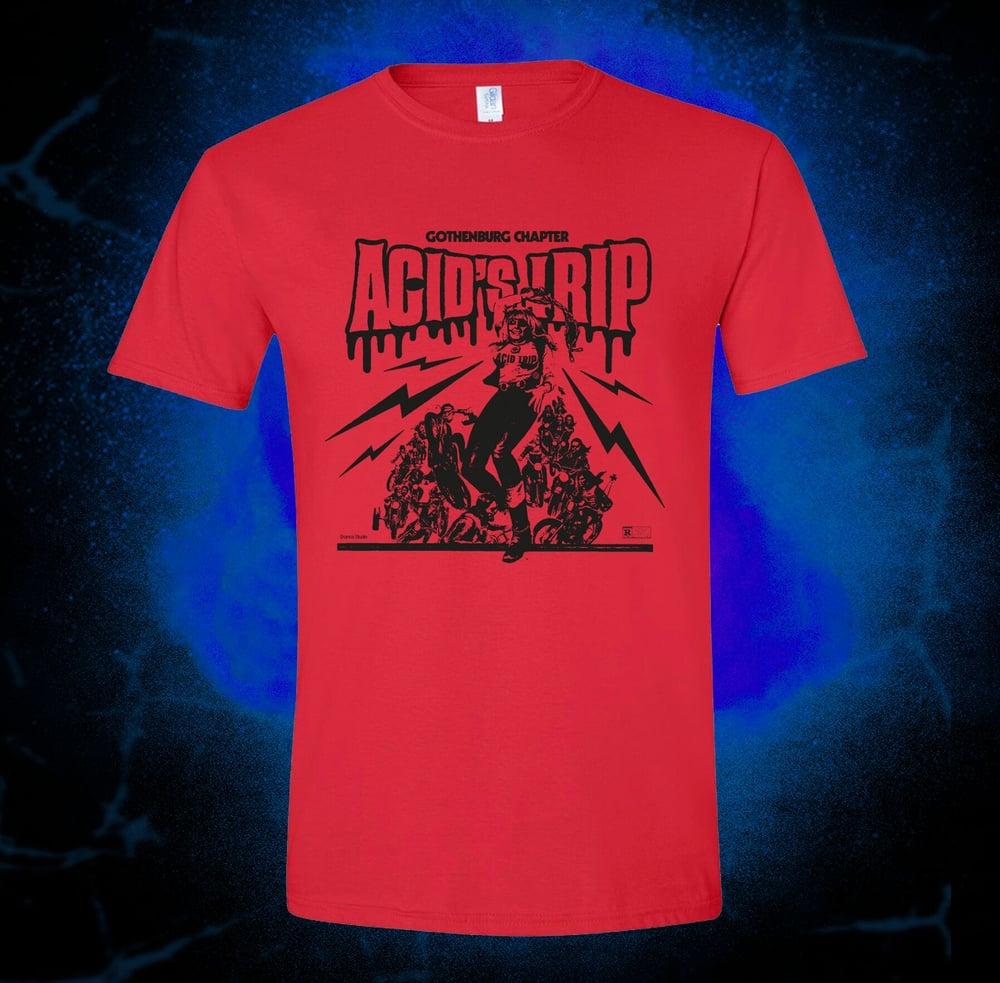 "Image of  T-shirt ""Gothenburg Chapter"""
