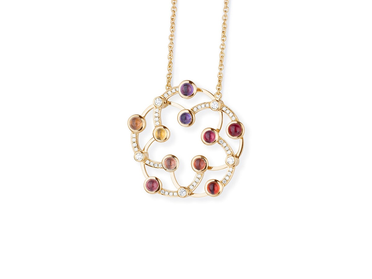 Image of GALAXY NECKLACE S