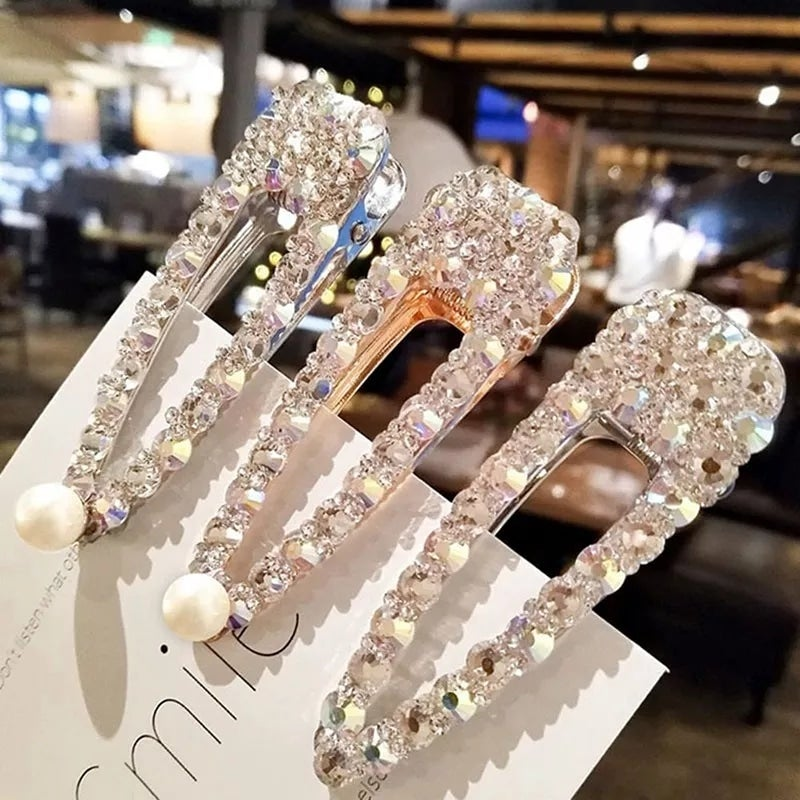 Image of Large glitter Clips - 3 options available