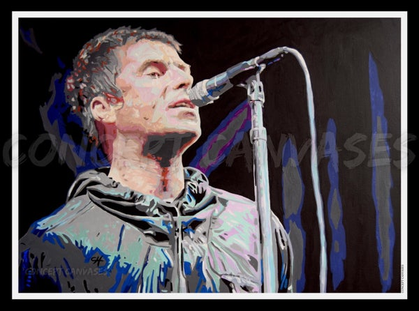Image of Liam Gallagher A3 Print