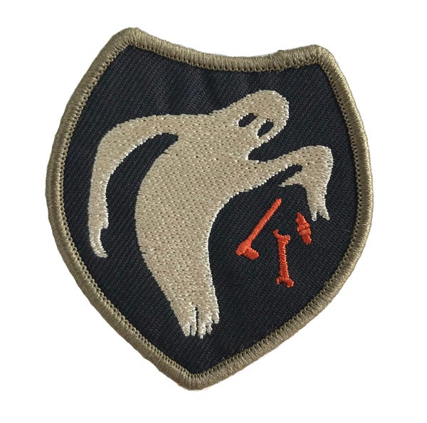 Image of Vagabond Wheels Moto Ghost Patch