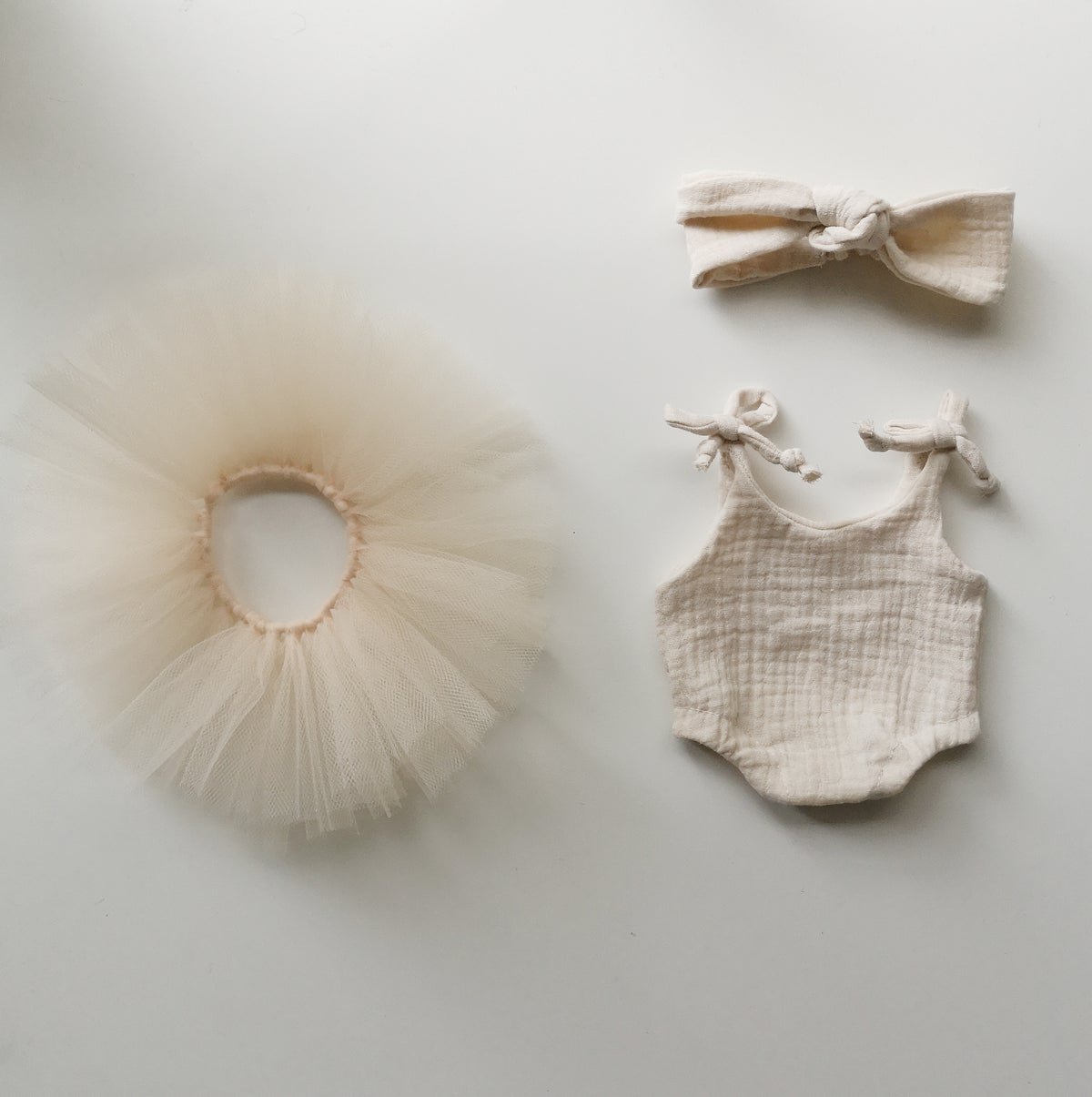 "Image of Tenue ""tutu brume"""