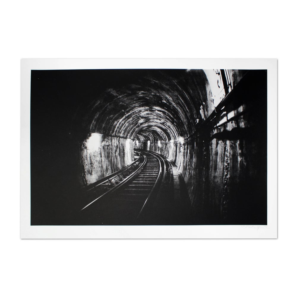 Image of TUNNEL VISION - BADYEAR85