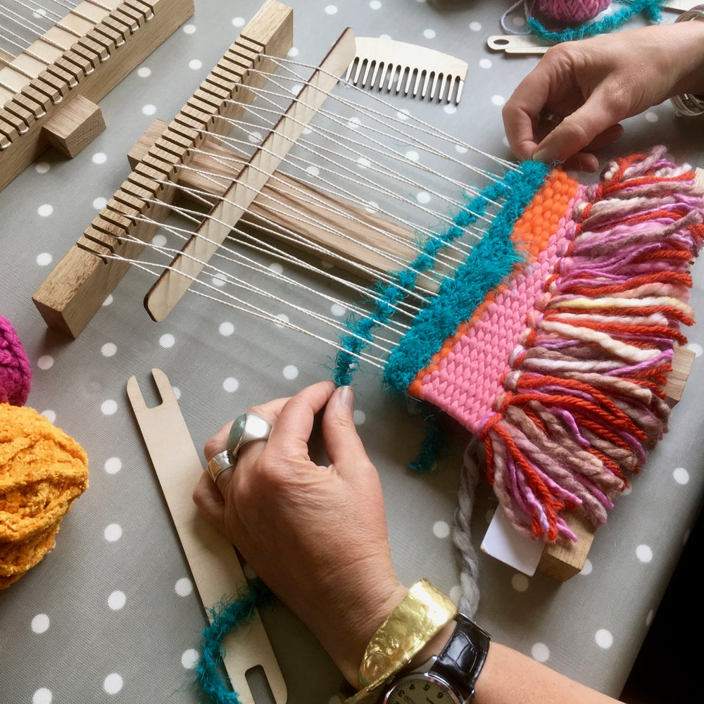 Image of Tapestry Weaving Workshops - 18 January 2020 - 12:30PM - 4:30PM