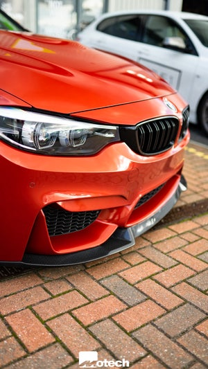 Image of BMW M3 M4 Carbon CS Front
