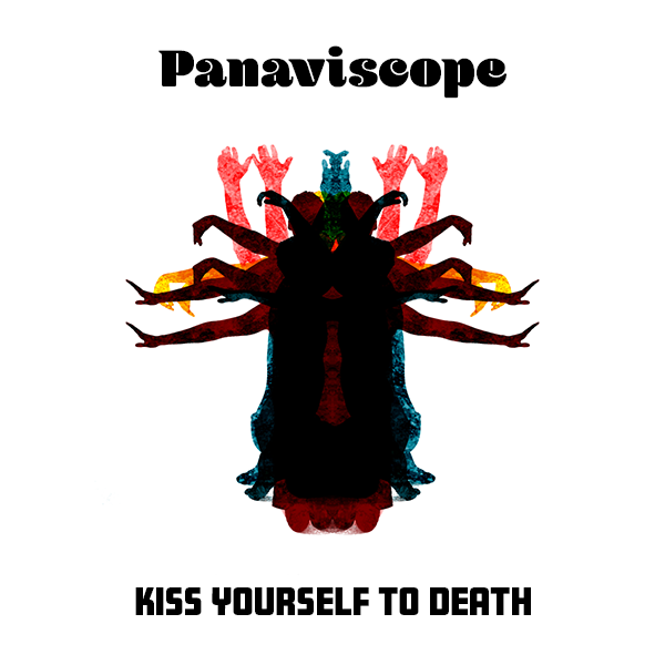 Image of Panaviscope – Kiss Yourself To Death EP (Vinyl)
