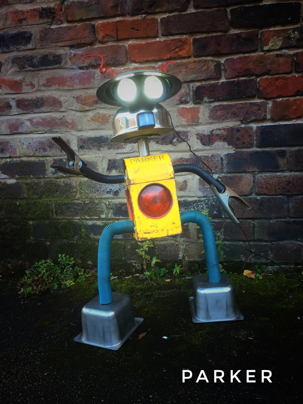 Image of Outdoor robot