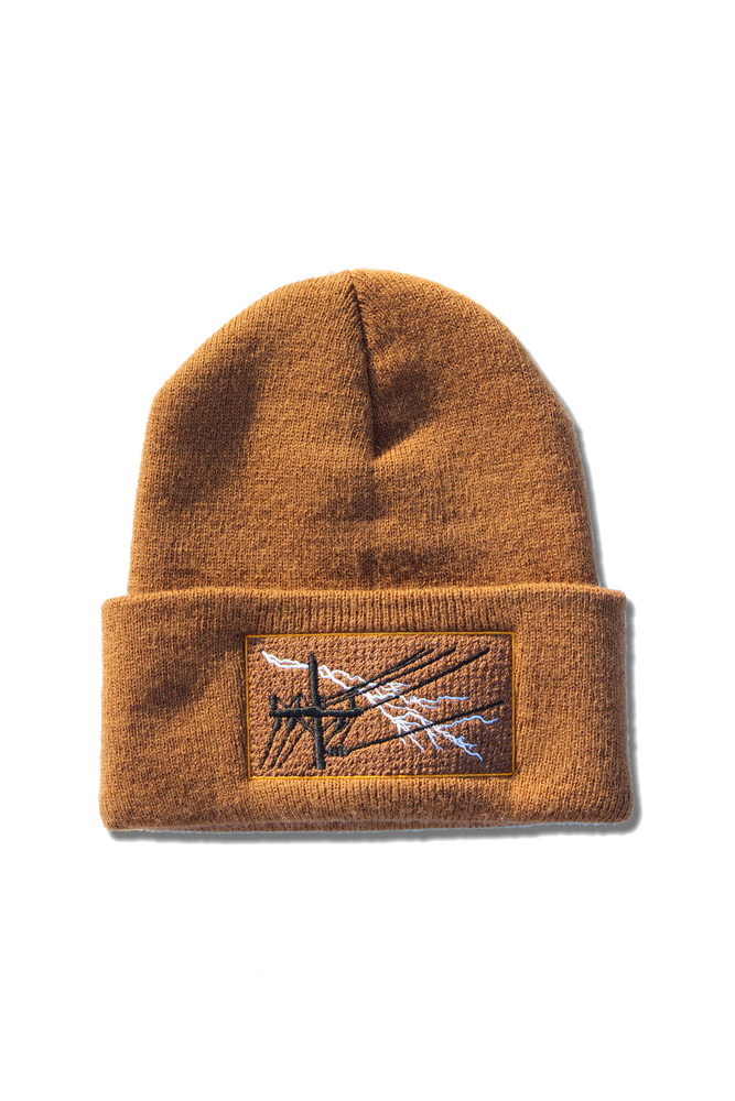 Image of POWER SUPPLY BEANIE (CARHARTT ®)