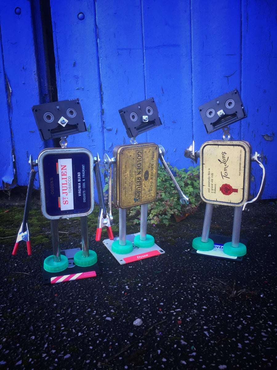 Image of Tobacco Tin 'bots
