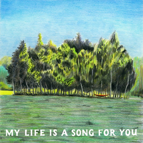 Image of My Life is a Song for You Print