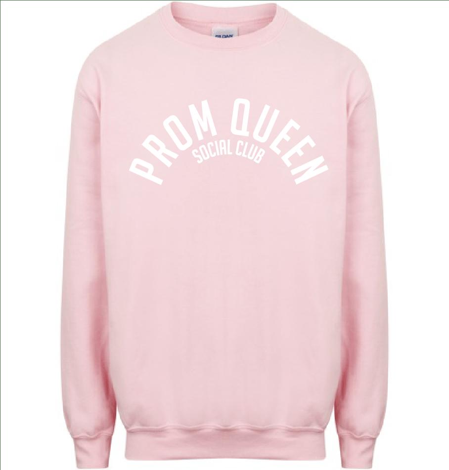 Image of PQSC Pink Sweater