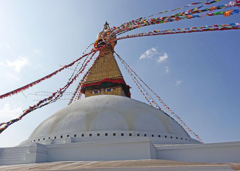 Image of Stupa notelets