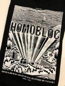 Image of Homobloc landscape print sweatshirt