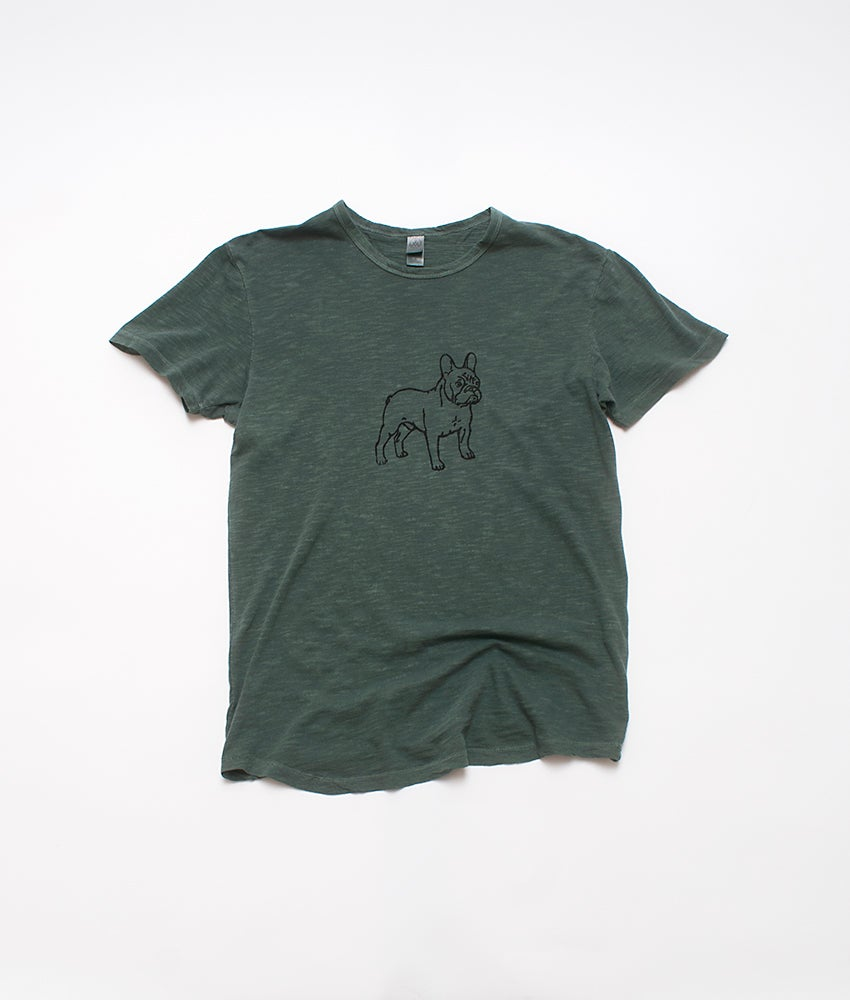 Image of French Bulldog Tee