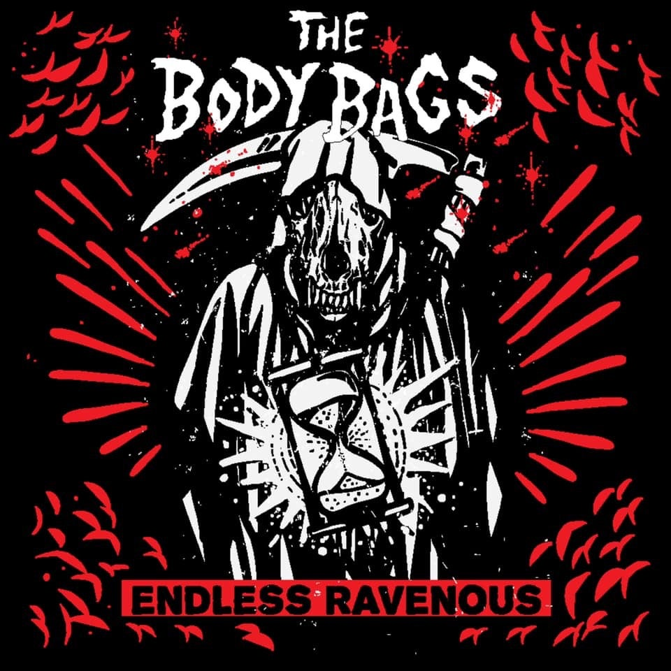 Image of The Body Bags - Endless Ravenous CD