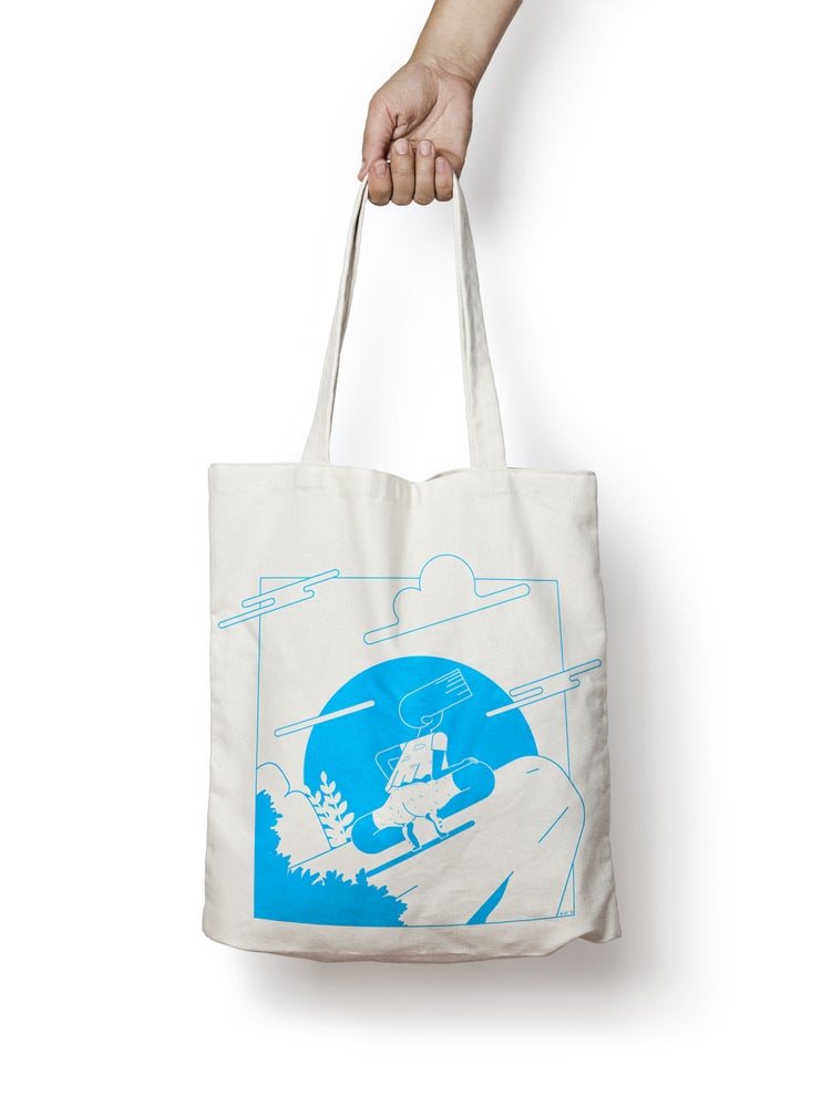 Image of Summit Tote Bag