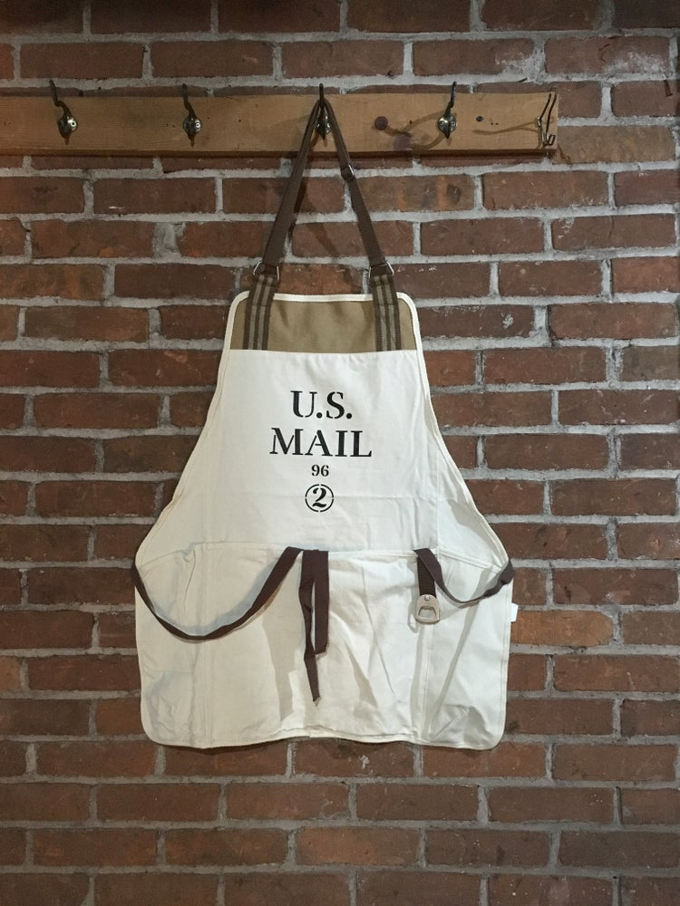 Image of NEW! U.S. Mail Bag Apron