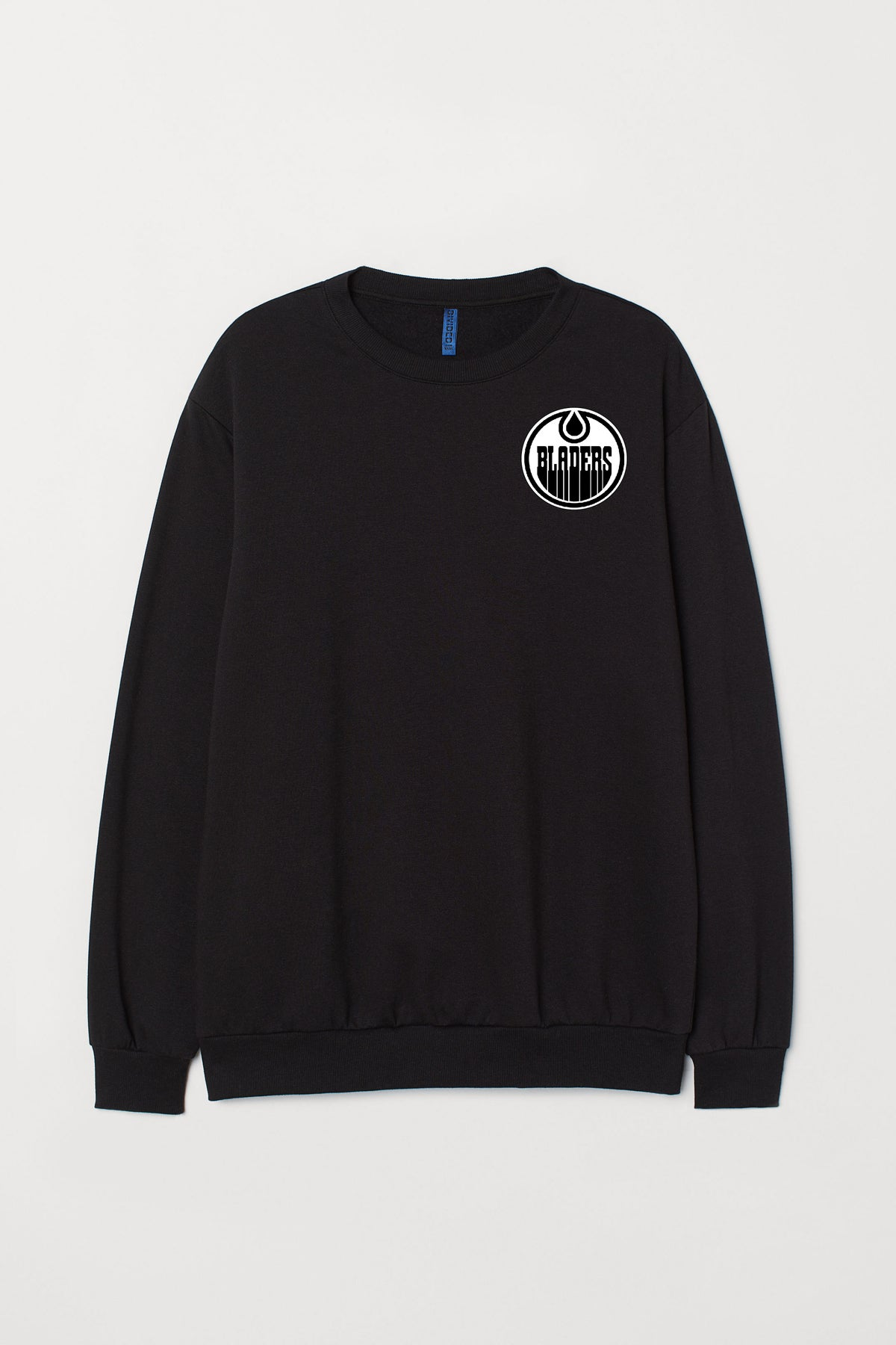 Image of B&W Bladers Crewneck Sweater - Pre-Order