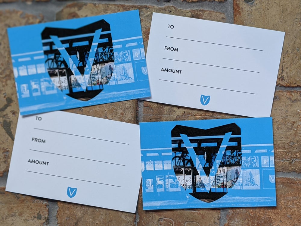 Image of The Victory Gift Card!