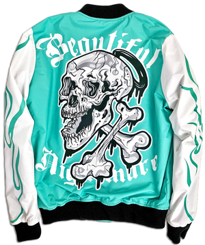 Image of Nightmare SkULL & bOneZ Bomber