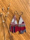 Fly Away Home Fringe Earrings
