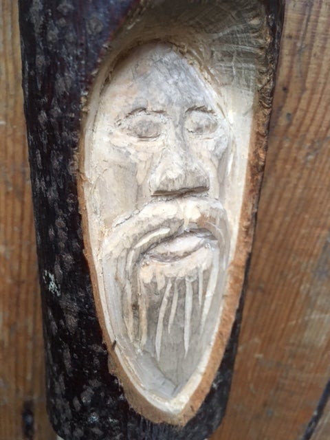 Image of Course: Carve a tree spirit