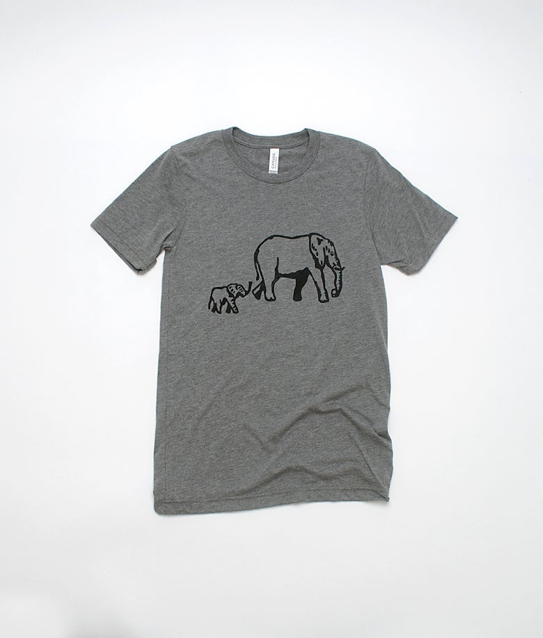 Image of Elephant Tshirt
