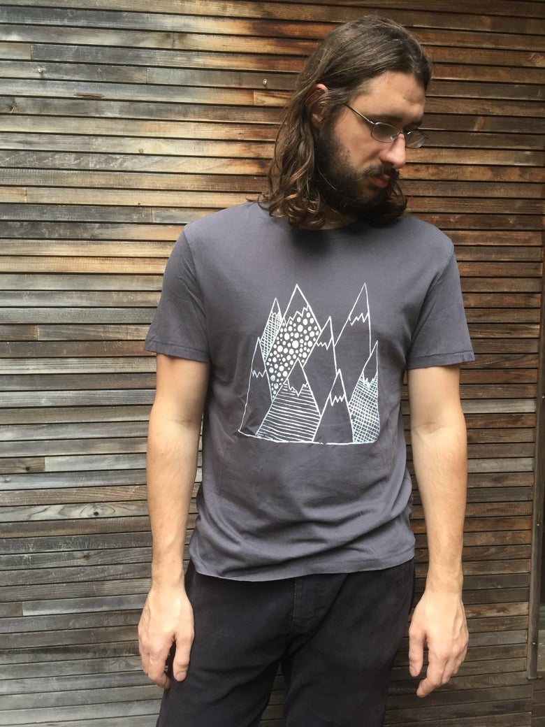 Image of Mountains Tshirt