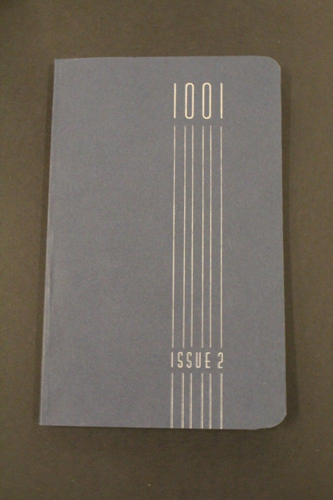 Image of 1001 Journal Issue 2