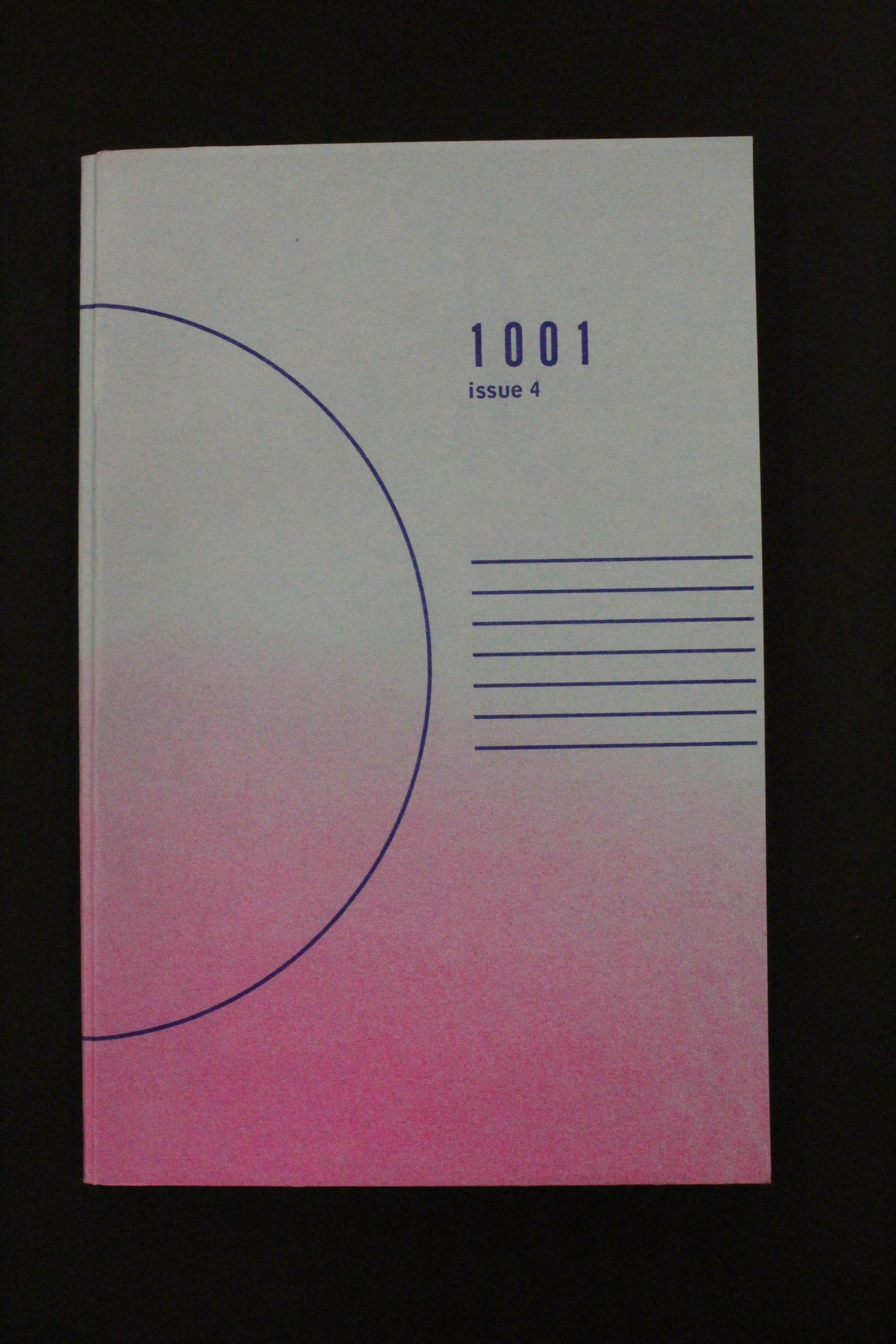 Image of 1001 Journal Issue 4