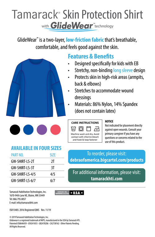 Image of Tamarack Skin Protection Long-Sleeve Shirt with GlideWearTM Technology