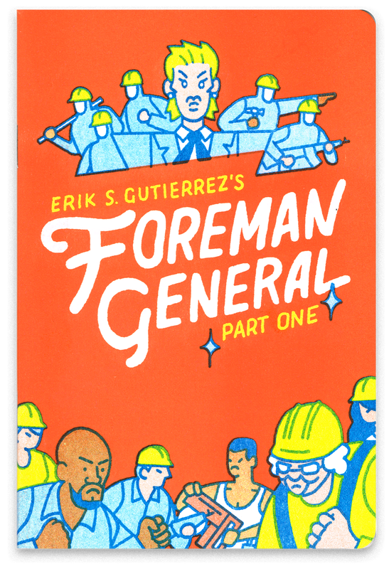 Image of Foreman General: Part One