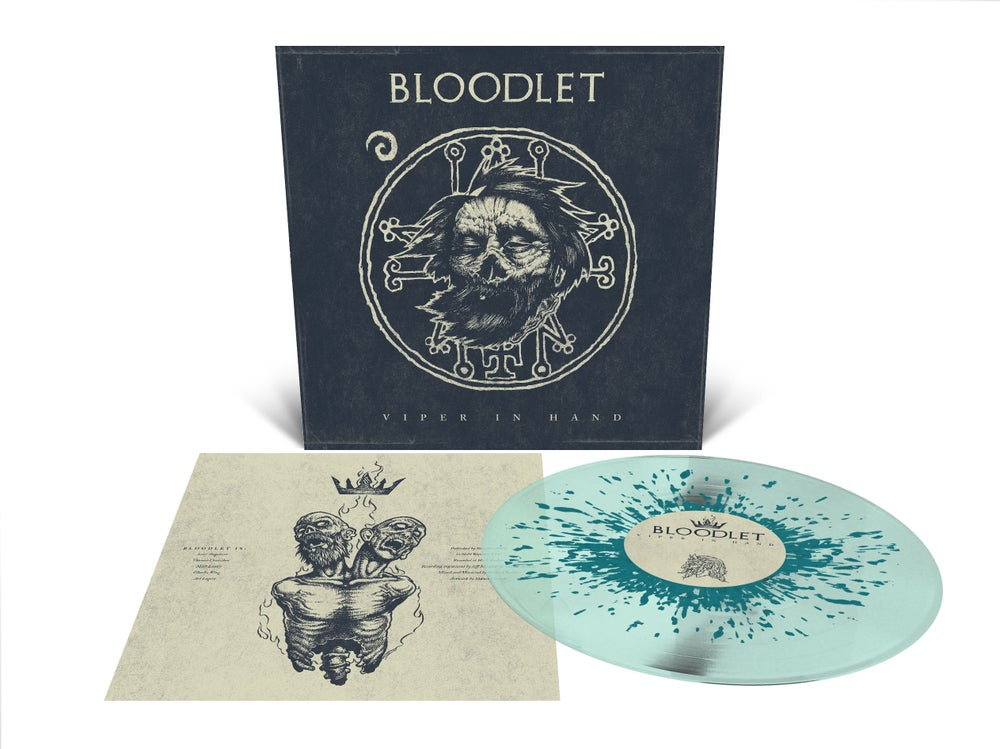 """Image of Bloodlet - Viper in Hand 10"""" *Preorder"""