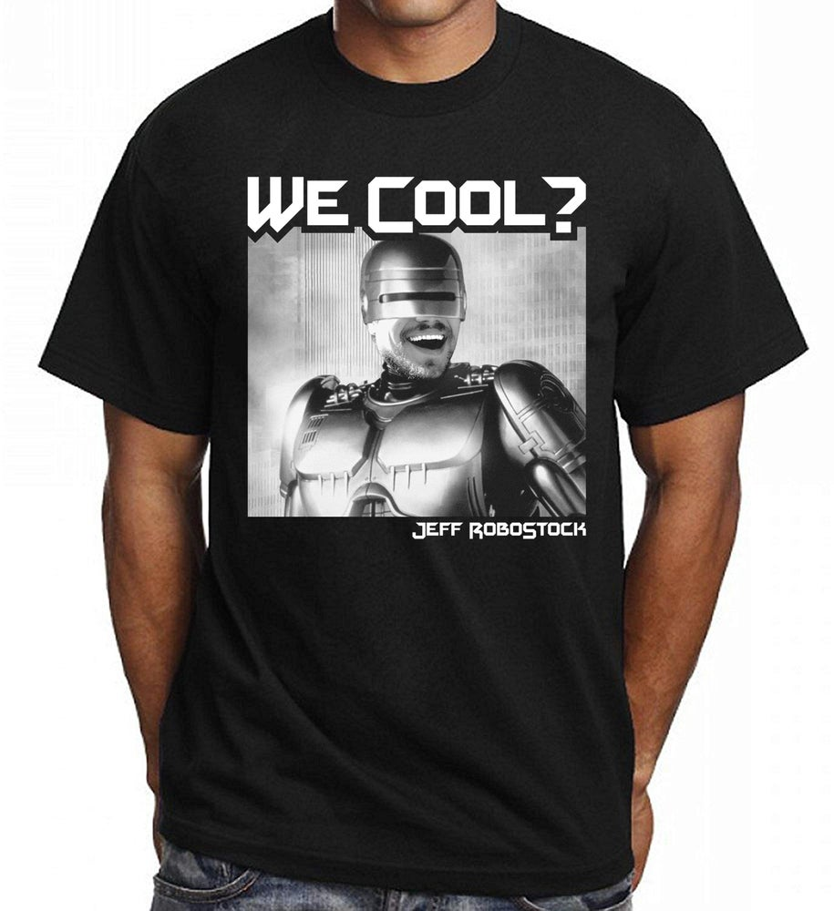 Image of JEFF ROBOSTOCK: THE SECOND COMING TEE