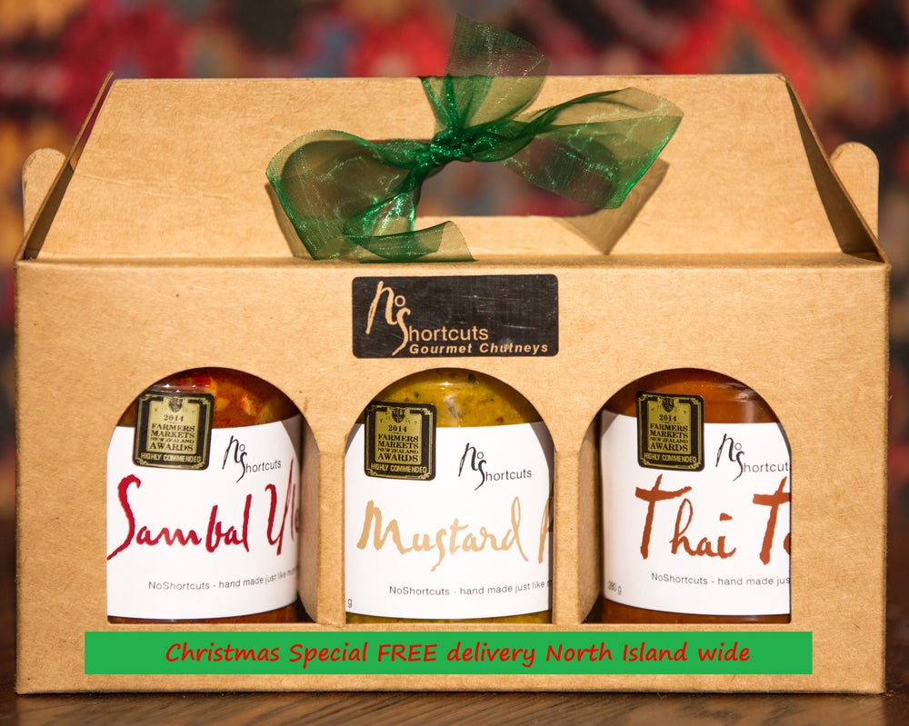 Image of Free Delivery for Christmas (3 pack)