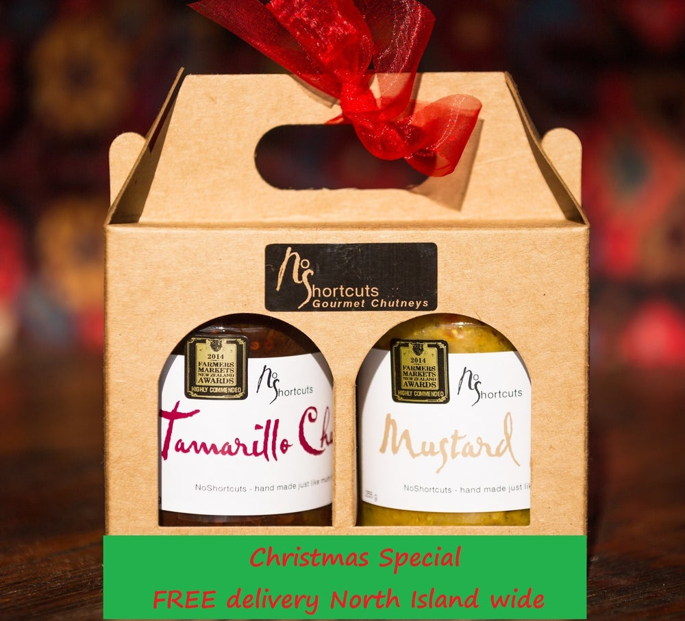 Image of Free Delivery for Christmas   (2 pack)
