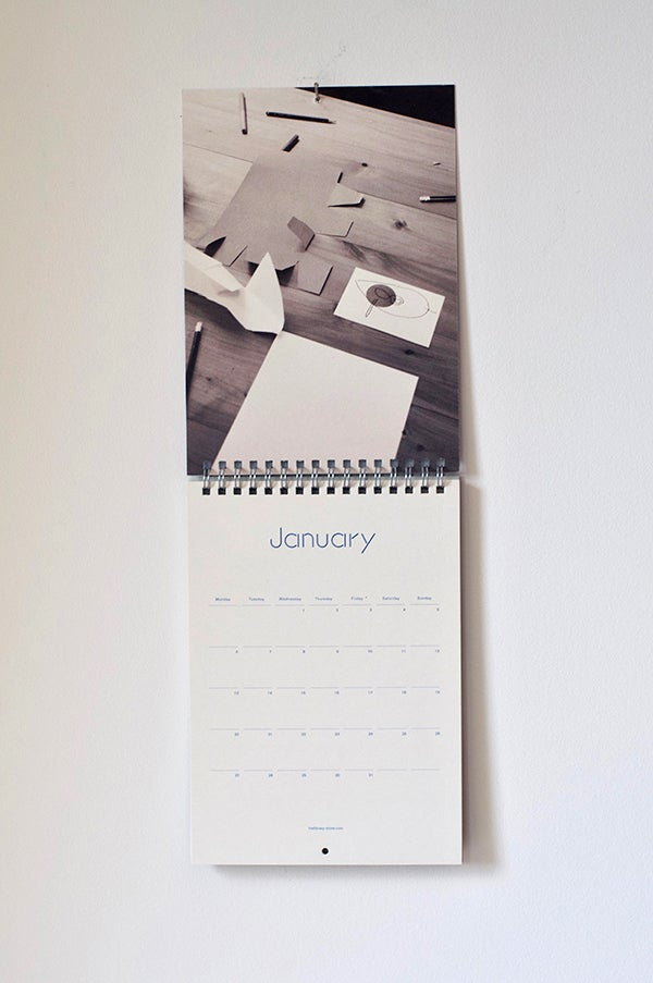 Image of The Library 2020 Calendar