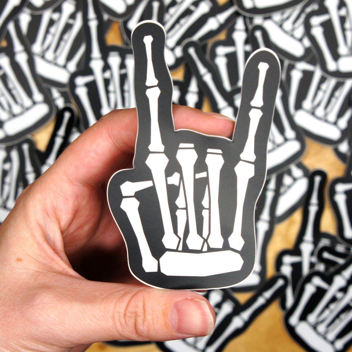 Rock'n'Roll Sticker